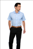 KK115 Kustom Kit Non-Iron Corporate Shirt Short Sleeve